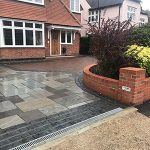 Hertfordshire block paving and patio