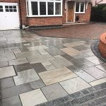 paving slabs for driveway Hertford