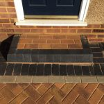 block paving driveways and steps in Hertfordshire