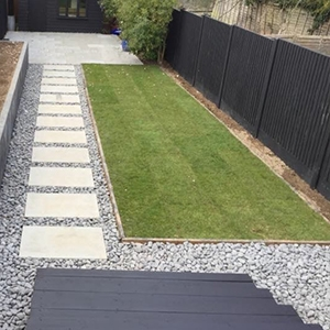 Landscaping in Much Hadham