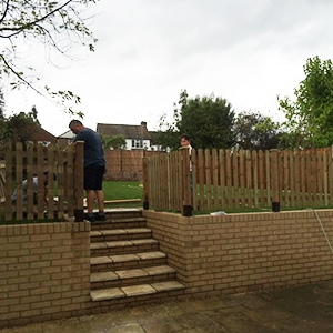 Fencing Suppliers Bayford