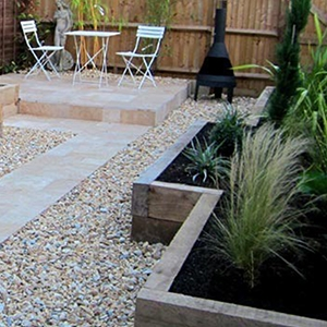 Garden Landscaping Services in Cole Green