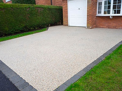 resin bound driveways installed Hertford