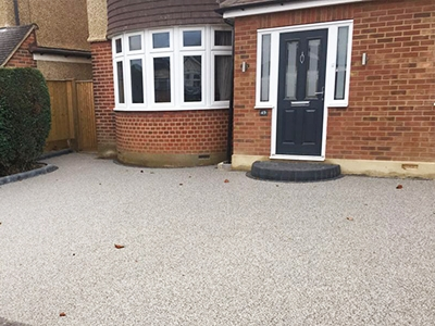 Resin Driveways in Takeley