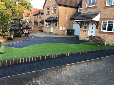 Tarmac Driveways in Great Munden