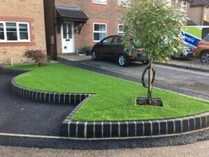landscaping Sawbridgeworth