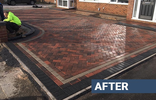 Stansted Mountfitchet Block Paving Driveway Company